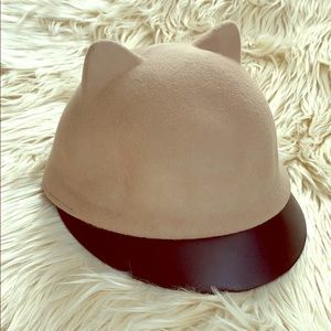 COPY - MAXAZRIA Kitty Cat Baseball Cap